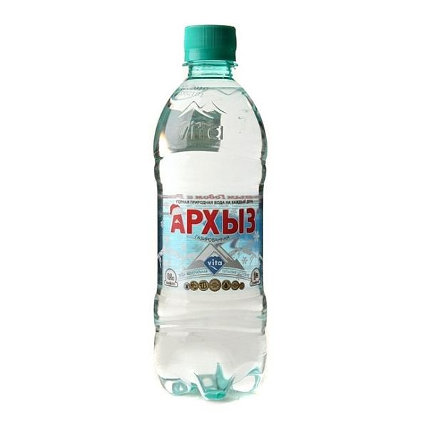 Минеральная вода Архыз заказ и доставка в Приднестровье