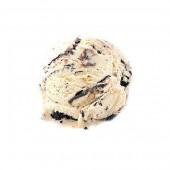 Мороженое Сливки с печеньем